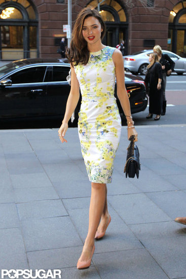 miranda-kerr-floral-dress-sydney-pictures