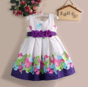 6pcs-lot-baby-girls-flower-dress-sleeveless-princess-dress-children-party-clothes-free-shipping